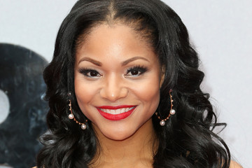 Erica Hubbard Arrivals at the BET Awards