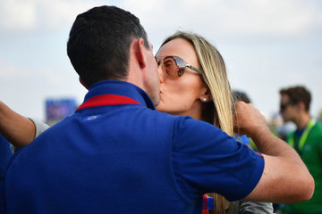 Erica McIlroy 2018 Ryder Cup - Afternoon Foursome Matches
