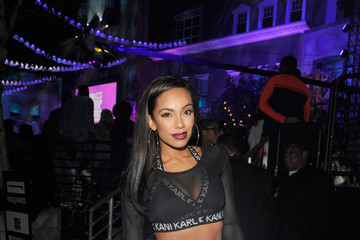 Erica Mena 'VH1 Hip Hop Honors: The 90's Game Changers' at Paramount Studios