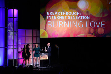 Erica Oyama Variety Breakthrough of the Year Awards Show