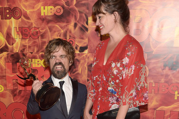 Erica Schmidt HBO's Official 2015 Emmy After Party - Arrivals