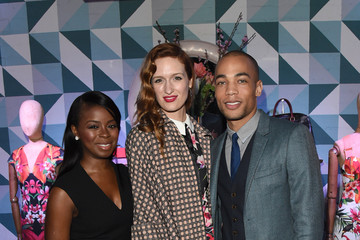 Erica Tazel Ted Baker London's SS15 Launch Event