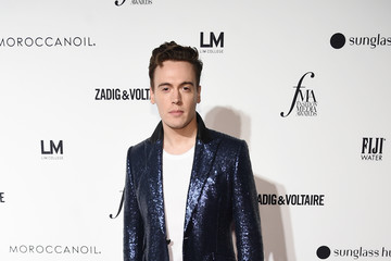 Erich Bergen Daily Front Row's Fashion Media Awards