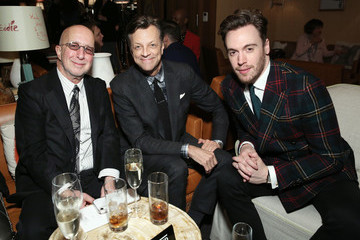 Erich Bergen Dionne Warwick Performs At Le Chalet At L'Avenue At Saks