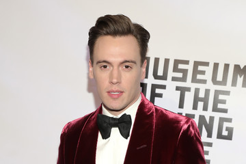 Erich Bergen Museum Of The Moving Image 30th Annual Salute - Arrivals