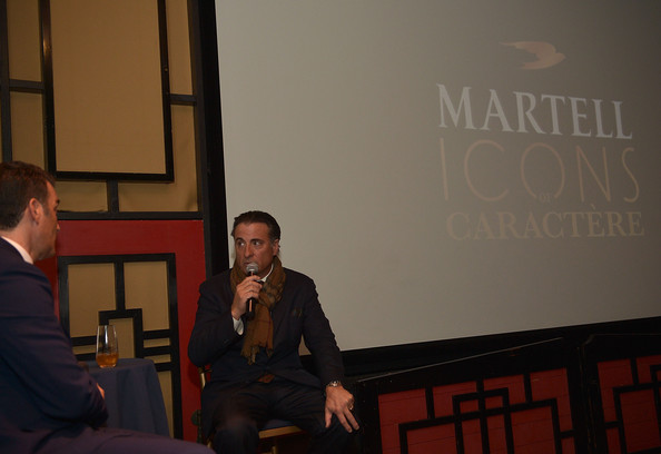 Martell Icons of Caractere Launch Event