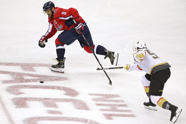 Vegas Golden Knights vs. Washington Capitals
