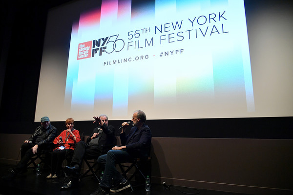56th New York Film Festival - 'The Cold Blue'