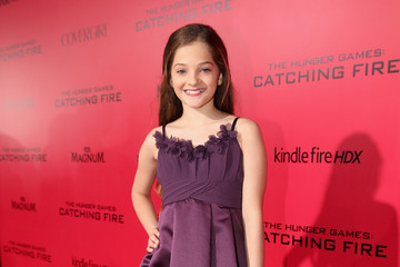 Erika Bierman 'The Hunger Games: Catching Fire' Premieres in LA — Part 2