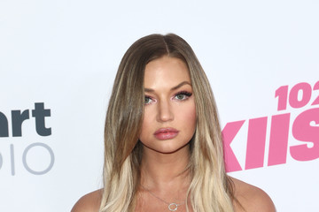 Erika Costell 2019 iHeartRadio Wango Tango Presented By The JUVÉDERM® Collection Of Dermal Fillers - Red Carpet