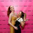 Erika Costell Angel Alexina Graham Visits Nashville On The Incredible By Victoria's Secret Launch Tour