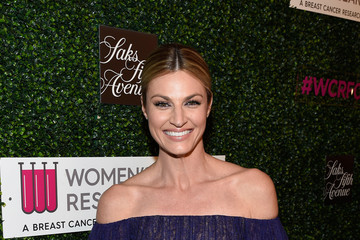 Erin Andrews WCRF's 'An Unforgettable Evening' Presented By Saks Fifth Avenue - Red Carpet