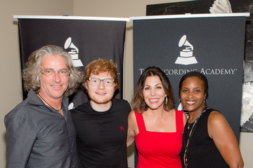 Erin Baxter GRAMMY Pro Up Close & Personal With Ed Sheeran