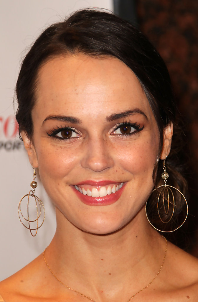 Erin Cahill - Museum Of Tolerance International Film Festival Gala Honoring Clint Eastwood - Arrivals