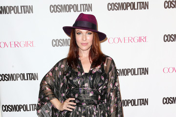 Erin Cummings Cosmopolitan Magazine's 50th Birthday Celebration - Arrivals