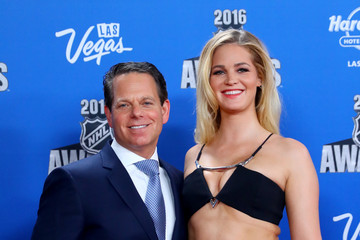 Erin Heatherton 2016 NHL Awards - Red Carpet