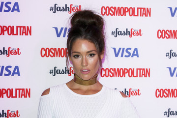 Erin McNaught Cosmopolitan FashFest: Catwalk to Cosmopolitan Fashion Show - Red Carpet Arrivals