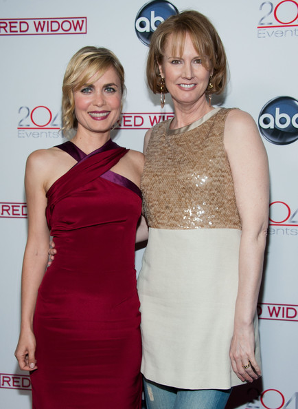 """ABC's """"Red Widow"""" Red Carpet Event"""