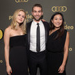 Erin Moriarty Amazon Prime Video's Golden Globe Awards After Party - Red Carpet