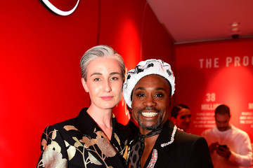 Erin O'Connor Montblanc: (Red) Launch Event Cocktail At The Boutique