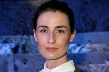 Erin O'Connor Front Row at H&M