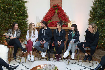 Erin Parsons Reebook & Gigi Hadid Host Holiday Party Inspiring Women To Be Better Together in 2018
