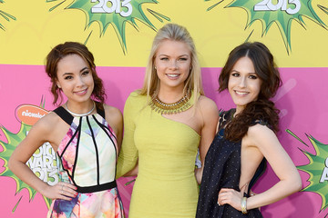 Erin Sanders Nickelodeon's 26th Annual Kids' Choice Awards - Arrivals