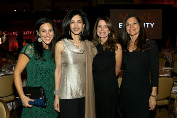 Erin Stein Inside the 'Make Equality Reality' Event in LA