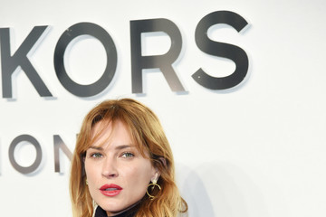 Erin Wasson Michael Kors Collection Fall 2017 Runway Show - Front Row