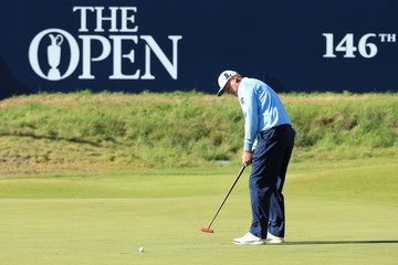Ernie Els 146th Open Championship - Day One