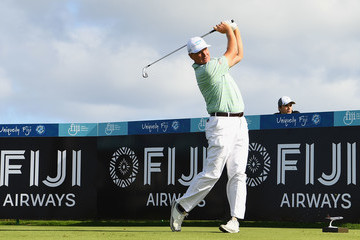 Ernie Els Fiji International - Day One