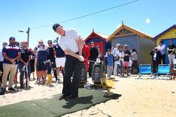 Ernie Els European Best Pictures Of The Day - November 26, 2018