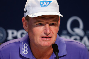 Ernie Els PGA Championship - Preview Day 2