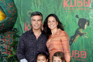 """Esai Morales Premiere Of Focus Features' """"Kubo And The Two Strings"""" - Arrivals"""