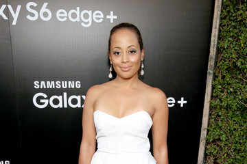 Essence Atkins Samsung Celebrates The New Galaxy S6 edge+ And Galaxy Note5 in Los Angeles