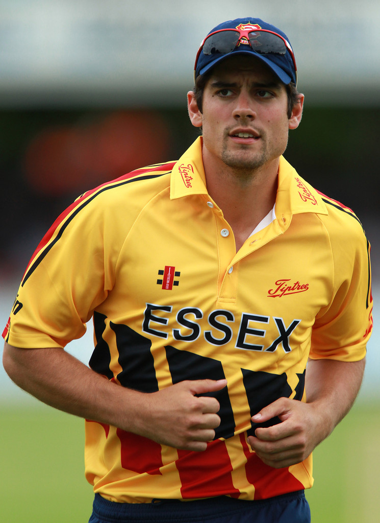Alastair Cook In Essex V Australia Zimbio