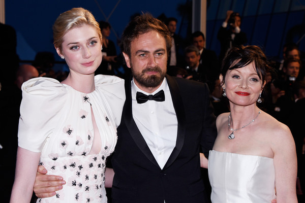 Essie Davis and justin kurzel