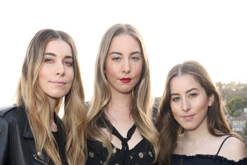 Este Haim First Annual 'Girls To The Front' Event Benefiting Girls Rock Camp Foundation