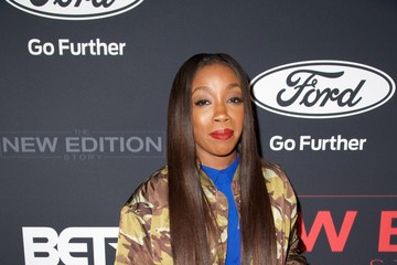 Estelle BET's 'The New Edition Story' Premiere Screening