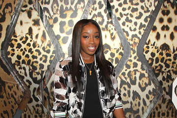Estelle Just Cavalli and Bevy Smith Kick Off New York Fashion Week