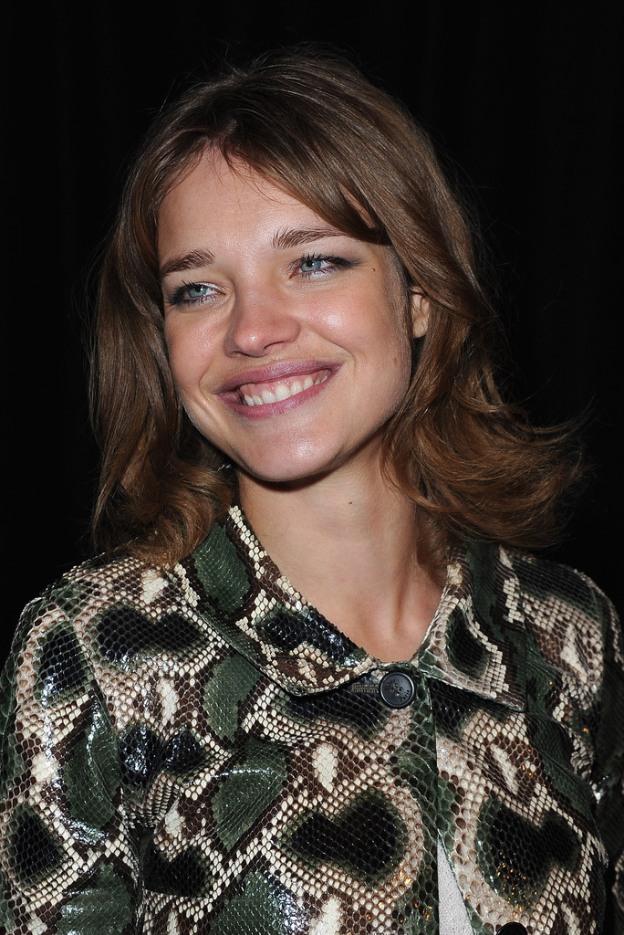 Natalia Vodianova Photos - Etam Fashion Show