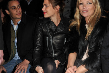 Alexander Dellal Etam Fashion Show - Front Row -S/S 2011 Collection Launch At Le Grand Palais
