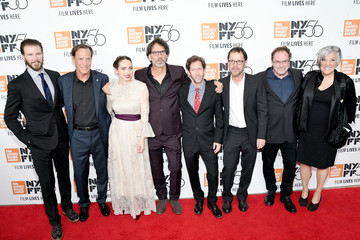 Ethan Coen Netflix's 'The Ballad Of Buster Scruggs' NYFF Red Carpet Premiere