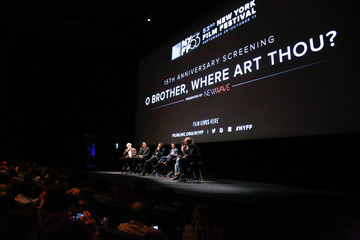 Ethan Cohen 53rd New York Film Festival - 'O Brother, Where Art Thou?' 15th Anniversary Screening - Q&A