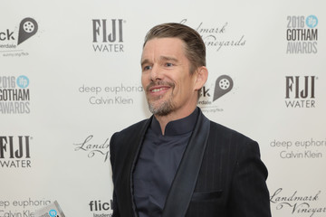 Ethan Hawke IFP's 26th Annual Gotham Independent Film Awards - Backstage