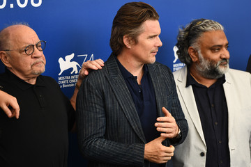 Ethan Hawke Photocalls: 74th Venice Film Festival - Jaeger-LeCoultre Collection