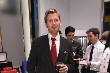 Euan Rellie Smythson's Madison Avenue Grand Opening Event