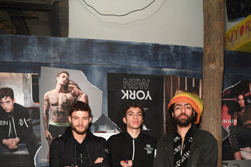 Eugen Bauder Calvin Klein 'A Night Of Music, Discovery, And Celebration' In Berlin