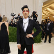 Eugene Lee Yang The 2021 Met Gala Celebrating In America: A Lexicon Of Fashion - Arrivals