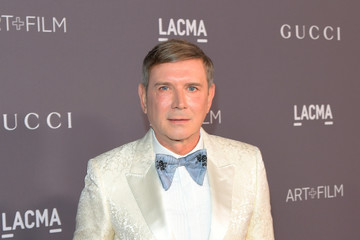 Eugene Sadovoy 2017 LACMA Art + Film Gala Honoring Mark Bradford and George Lucas Presented by Gucci - Red Carpet